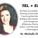 Edtech and Social Emotional Learning #sel