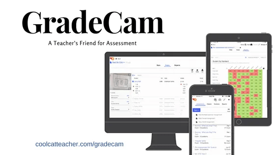 GradeCam teacher assessment