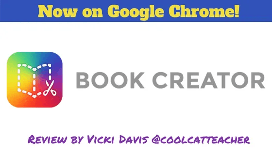 Book creator for chrome product review tips and tricks for book creator for chrome product review tips and tricks for teachers fandeluxe Choice Image