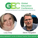 Global Education Conference 2017 #globaled17