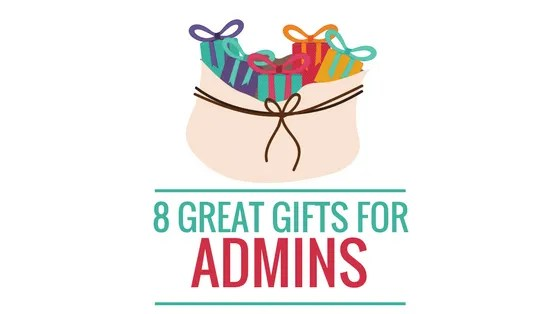 we have an entertaining chat about all the ideas to make this holiday season very special for your administrator