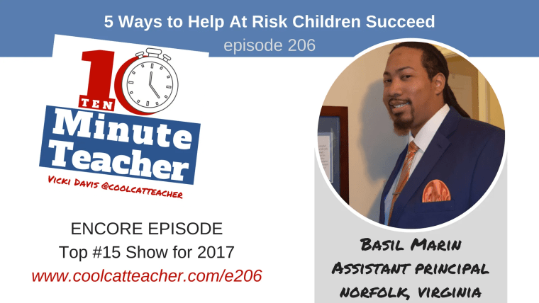 5 Ways to Help At Risk Children Succeed
