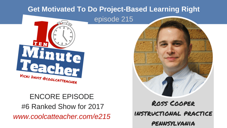 project based learning right ross cooper