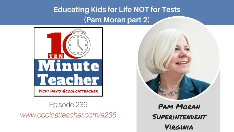 Pam Moran - episode 236 edreform