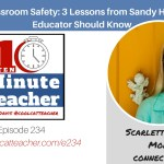 SEL & Classroom Safety: 3 Lessons from Sandy Hook Every Educator Should Know