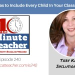 5 Ideas to Include Every Child in your Classroom: Inclusion Strategies