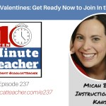Virtual Valentines: The Global Valentine Project Sharing Love and Learning