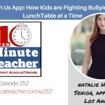 Sit With Us App: How Kids are Fighting Bullying One Lunch Table at a Time