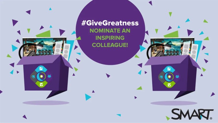 give greatness contest smart