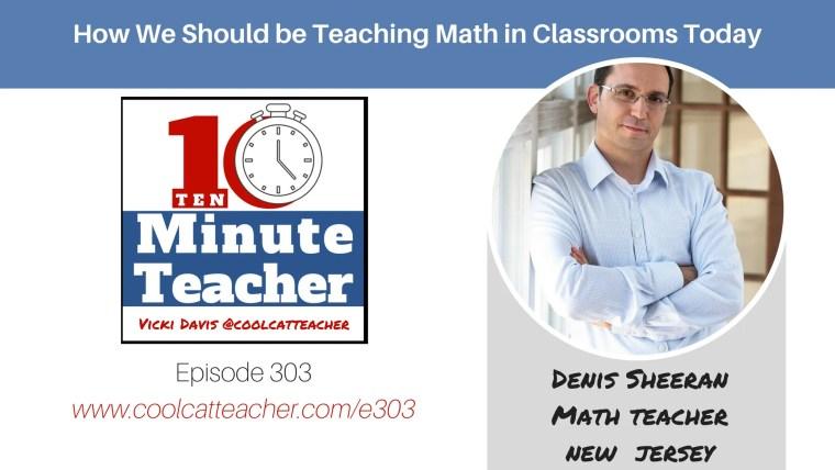 Denis Sheeran math teacher