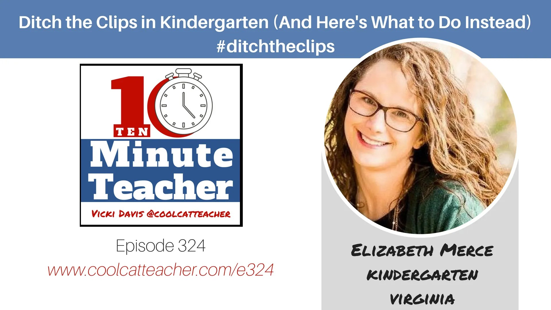 Ditch the Behavior Chart Clips in Kindergarten (And What To Do Instead!)