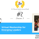Free Virtual Mentorship for Emerging Leaders #AspiringLeaders
