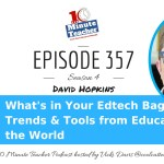 What's in Your Edtech Bag? #EdTechRations