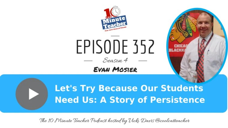 Evan Mosier persistence in edtech