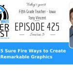 5 Sure Fire Ways to Create Remarkable Graphics