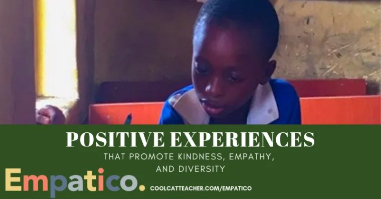 Empatico promotes kindness, empathy and diversity.