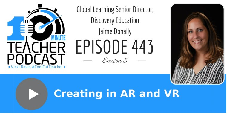 Jaime Donally creating in ar and vr