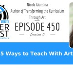 5 Ways to Teach with Art