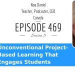 Unconventional Project Based Learning That Engages Students
