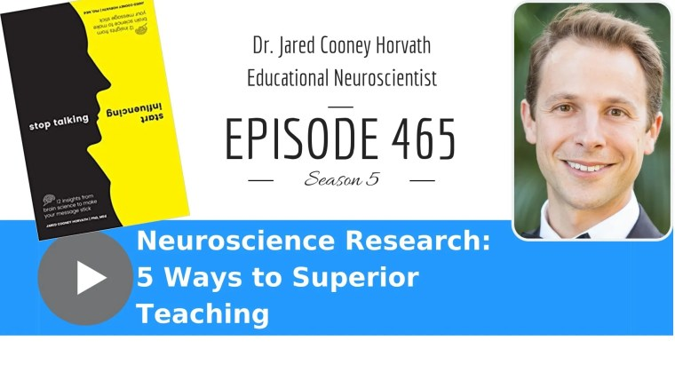 jared cooney horvath neuroscientist