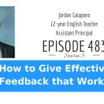 How to Give Effective Feedback that Works