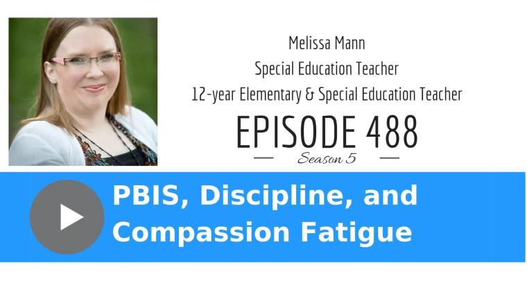 Melissa Mann PBIS Discipline