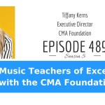 Music Teachers of Excellence with the CMA Foundation