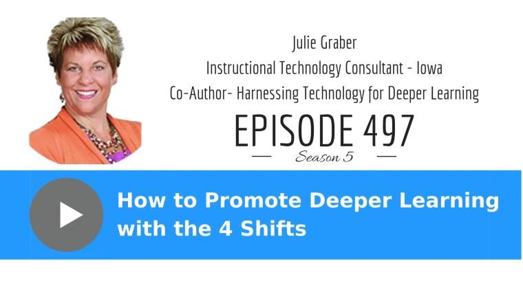 Julie Graber 4 shifts
