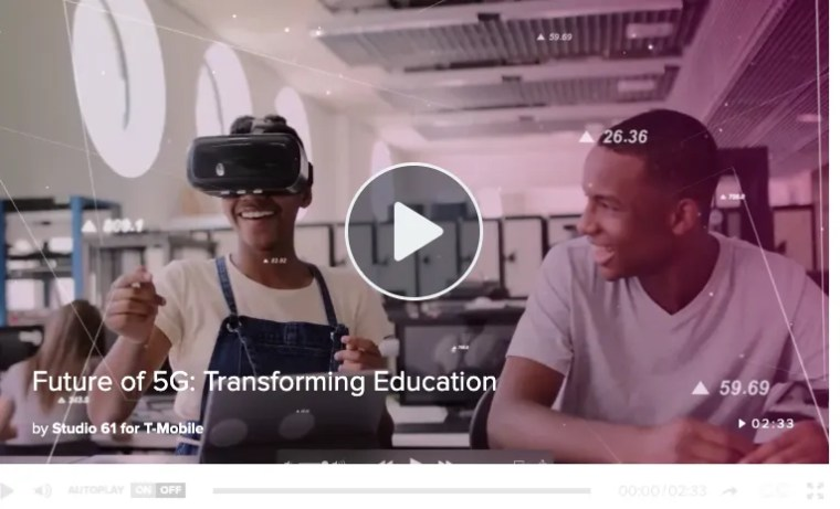 5 G and the future of education