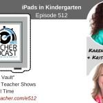 iPads in Kindergarten