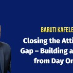 Close the Attitude Gap – Build a Bond from Day One