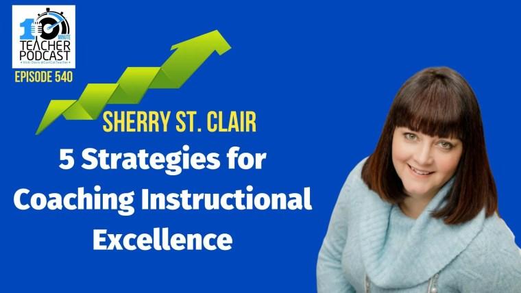 coaching 540 sherry st clair