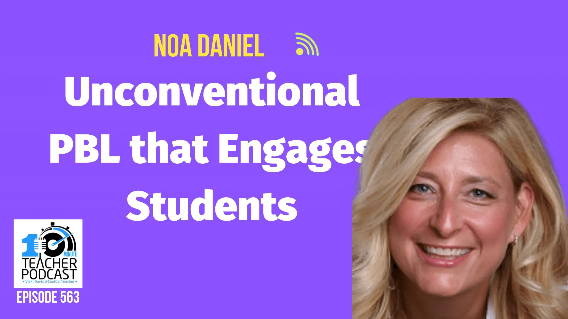 Unconventional Project Based Learning that Engages Learners @coolcatteacher
