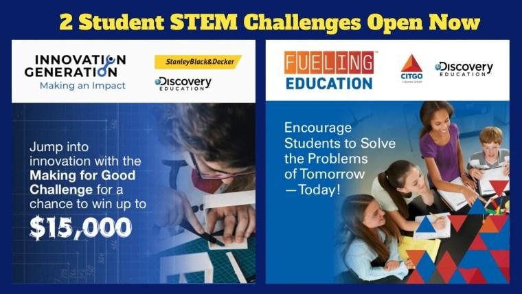 student stem challenges
