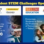 2 Student STEM Challenges Open Now