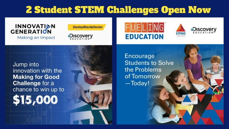 student stem challenges
