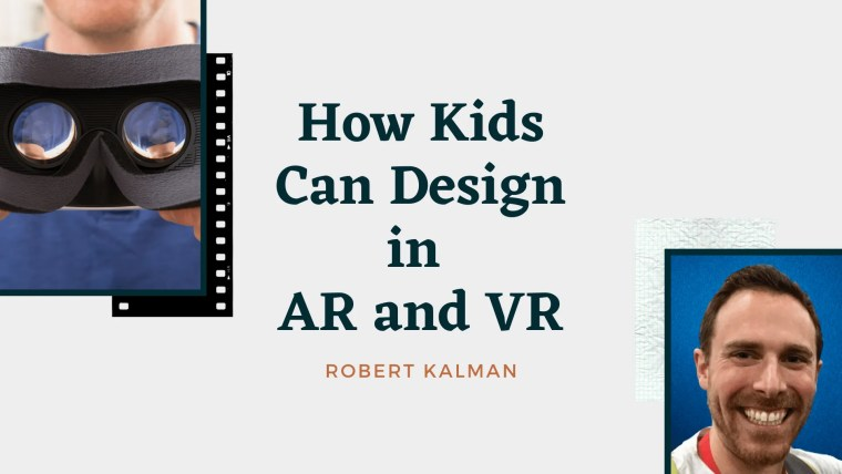 Robert Kalman design in ar and vr