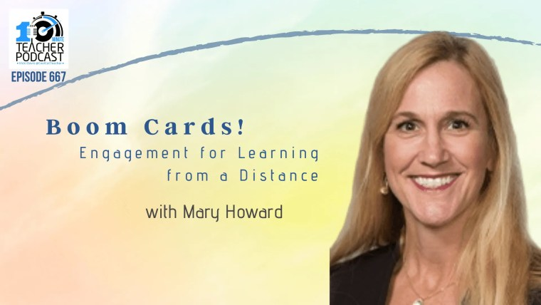 Boom Cards: Engagement for Learning from a Distance