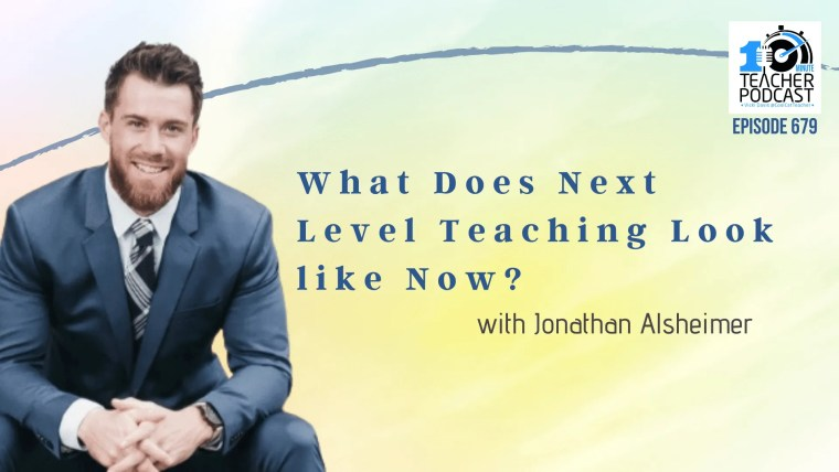 What Does Next Level Teaching Look like Now?