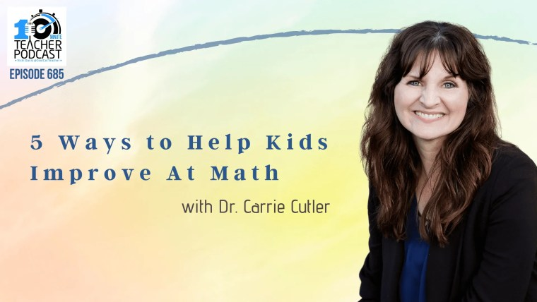 5 Ways to Help Kids Improve At Math