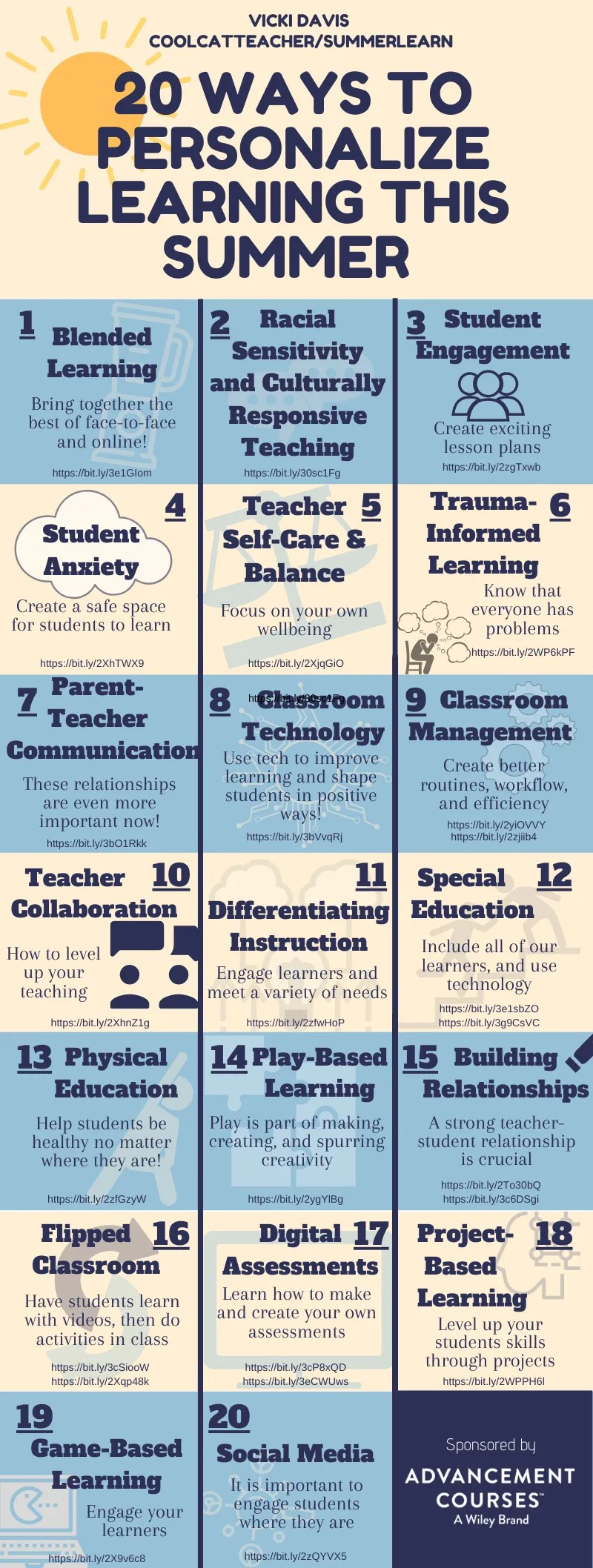 Personalize learning this summer