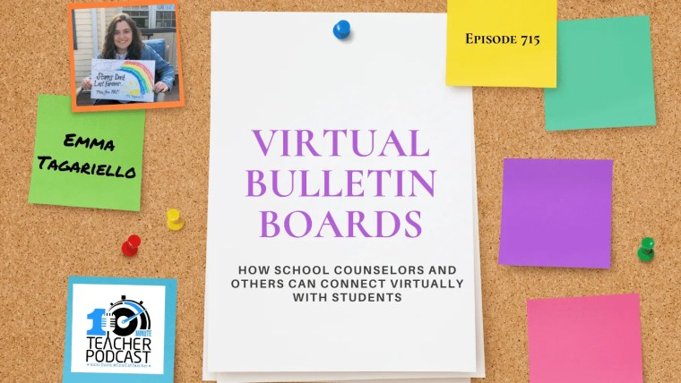 virtual bulletin boards