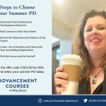 5 Steps to Choose Your Summer PD