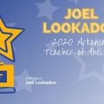 Joel Lookadoo: 2020 Arkansas Teacher of the Year