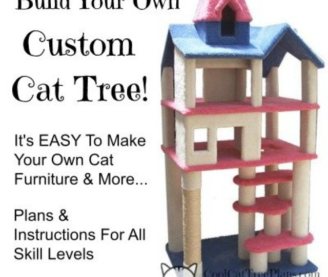 Your Cool Cat Tree Plans