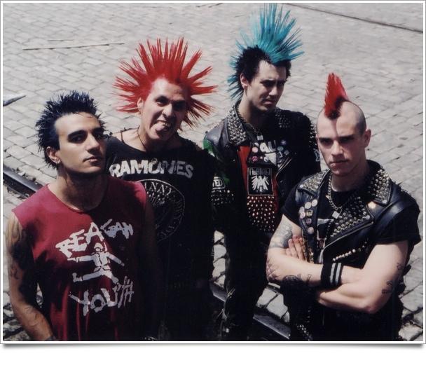 Popular Punk Rock Bands