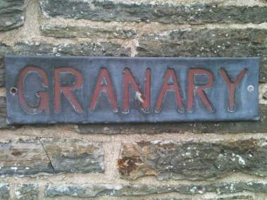 old-granary-orkney-sign