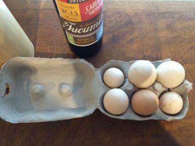 Douglas Cottage Fresh eggs