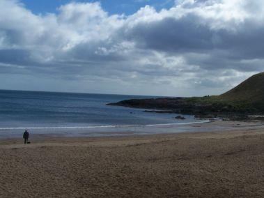 douglas cottage coldingham sands beach