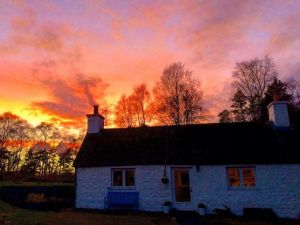 cuil moss luxury cottage